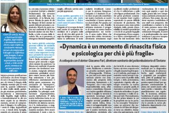 Centro Medico Dynamica - Interviste